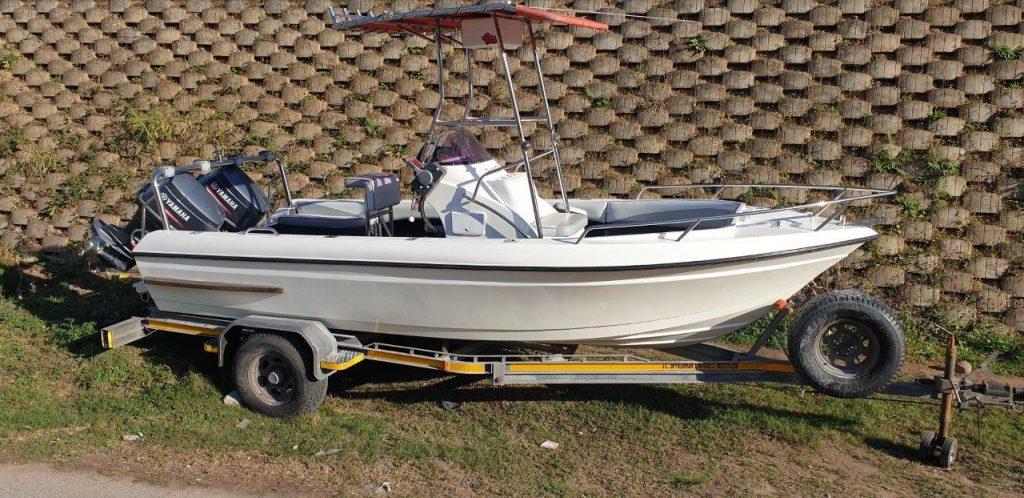 Swift 190 with 2 x 90 Yamaha's